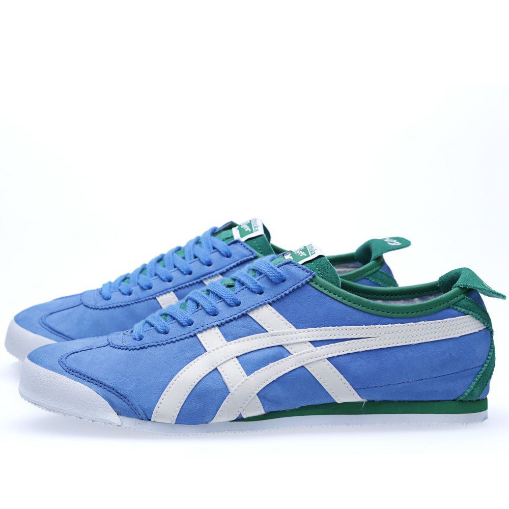 sale retailer 9fe46 21845 Onitsuka Tiger Mexico 66  Kobe Marathon  Mid Blue   Green   END.