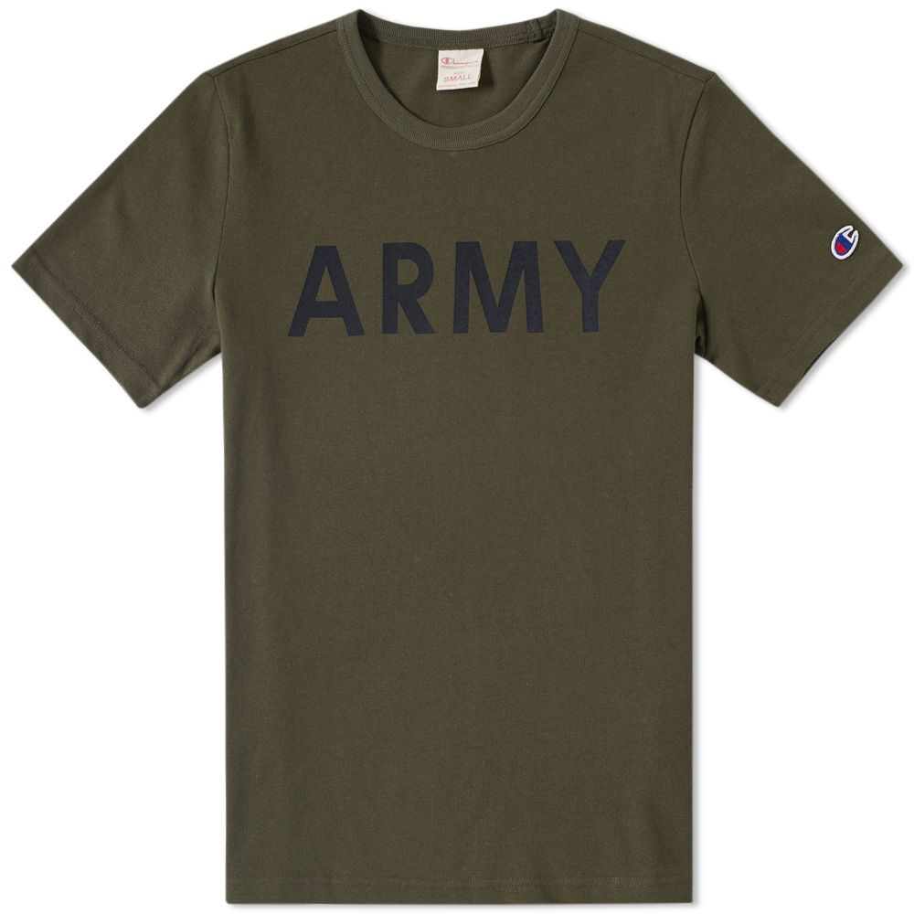 8b90bc6e Champion Reverse Weave Army Tee. Olive. ¥5,459. image. image. image. image.  image