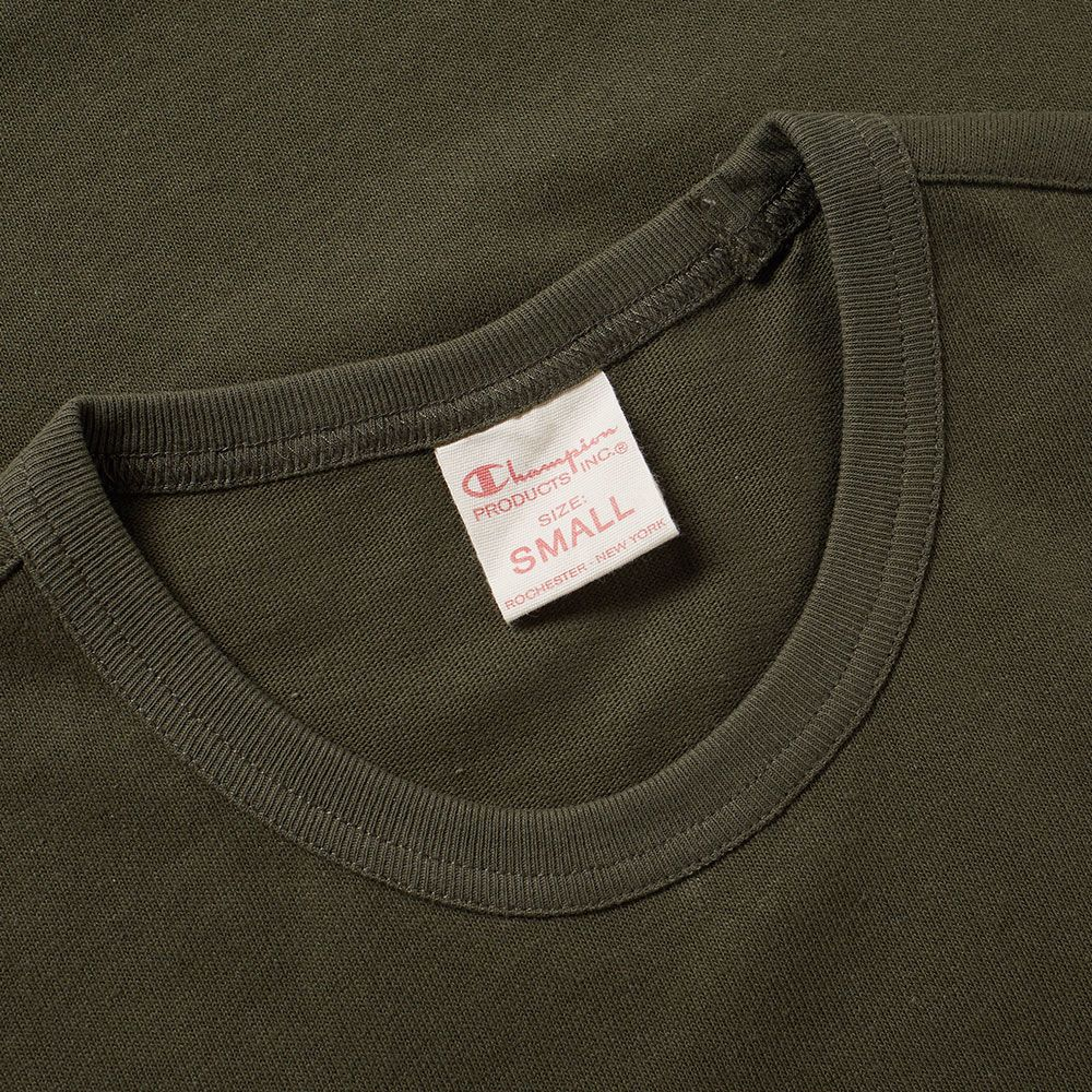ed287eb9 Champion Reverse Weave Army Tee. Olive. ¥5,459. image. image. image. image.  image. image