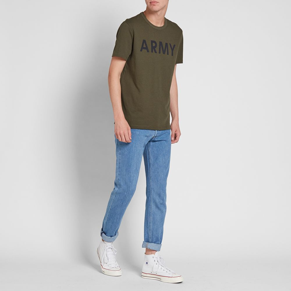 788d2503 Champion Reverse Weave Army Tee. Olive. ¥5,459. image. image. image. image