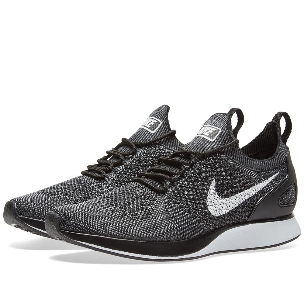best sneakers 5c97a 3bfb9 Nike Air Zoom Mariah Flyknit Racer Black, White  Dark Grey