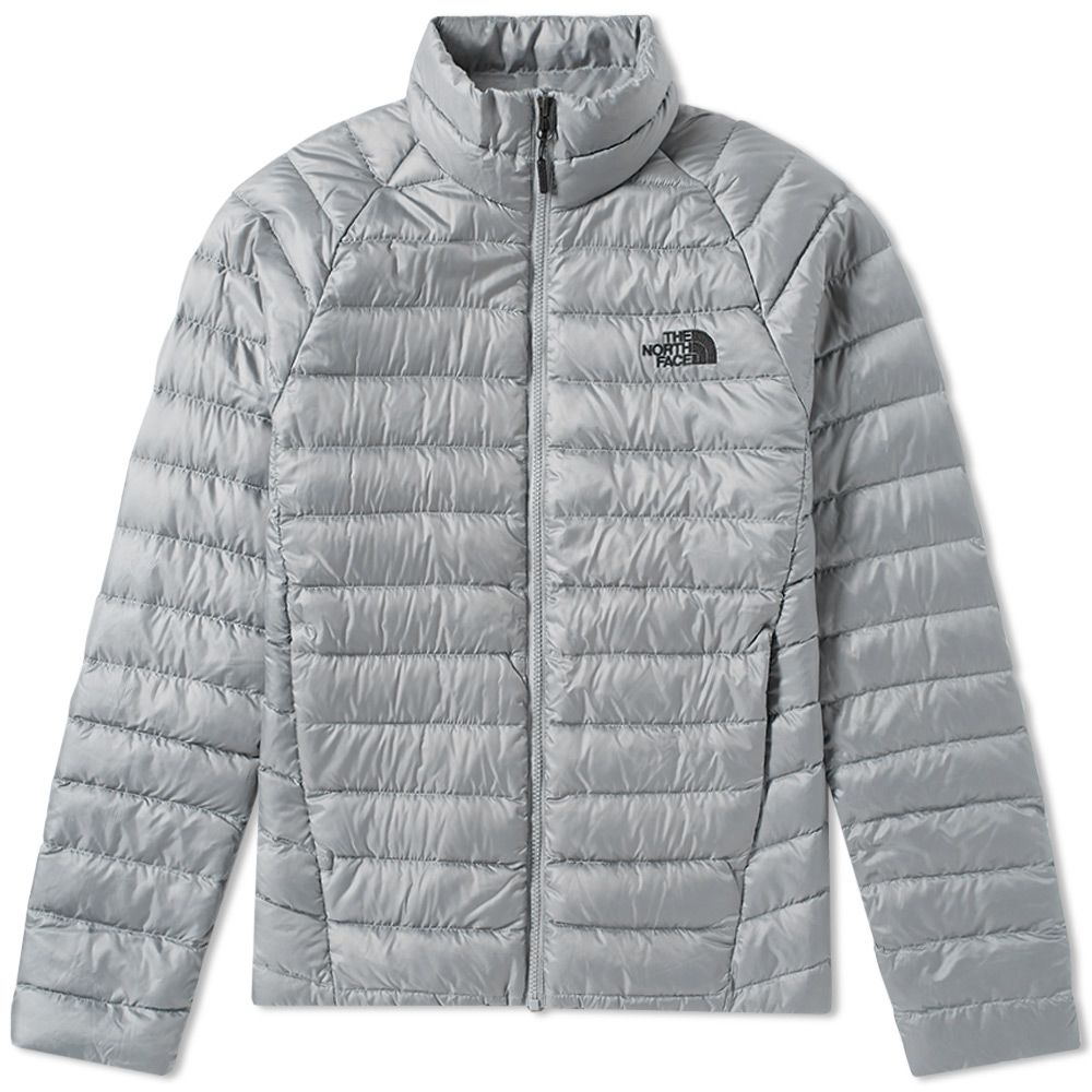 fc77f62141a2 The North Face Trevail Jacket Monument Grey