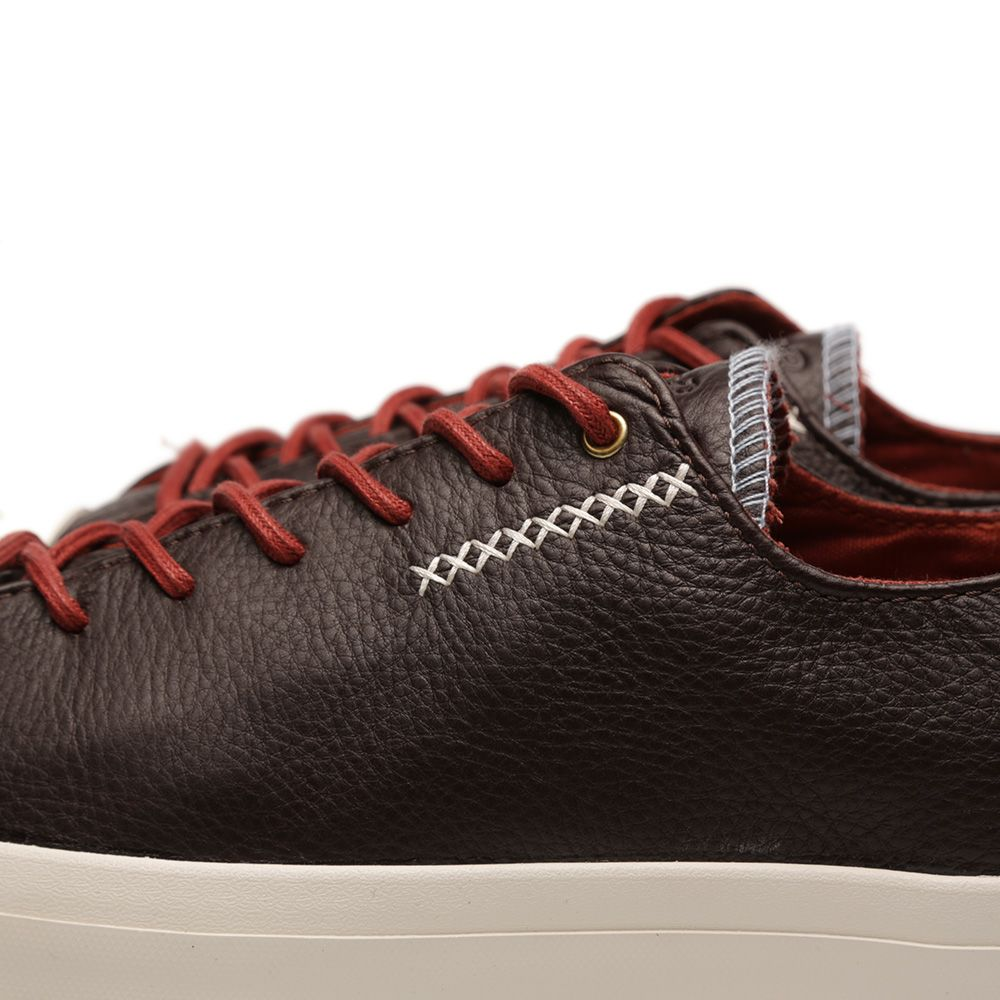 657cda209d64 Converse Jack Purcell Cross Stitch Bordo