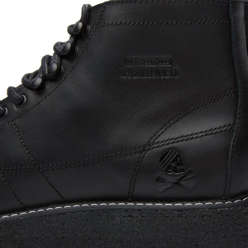 half off 984a0 5cd34 Adidas x Neighborhood Shelltoe Boot. Core Black. ₩202,999 ₩132,999. image