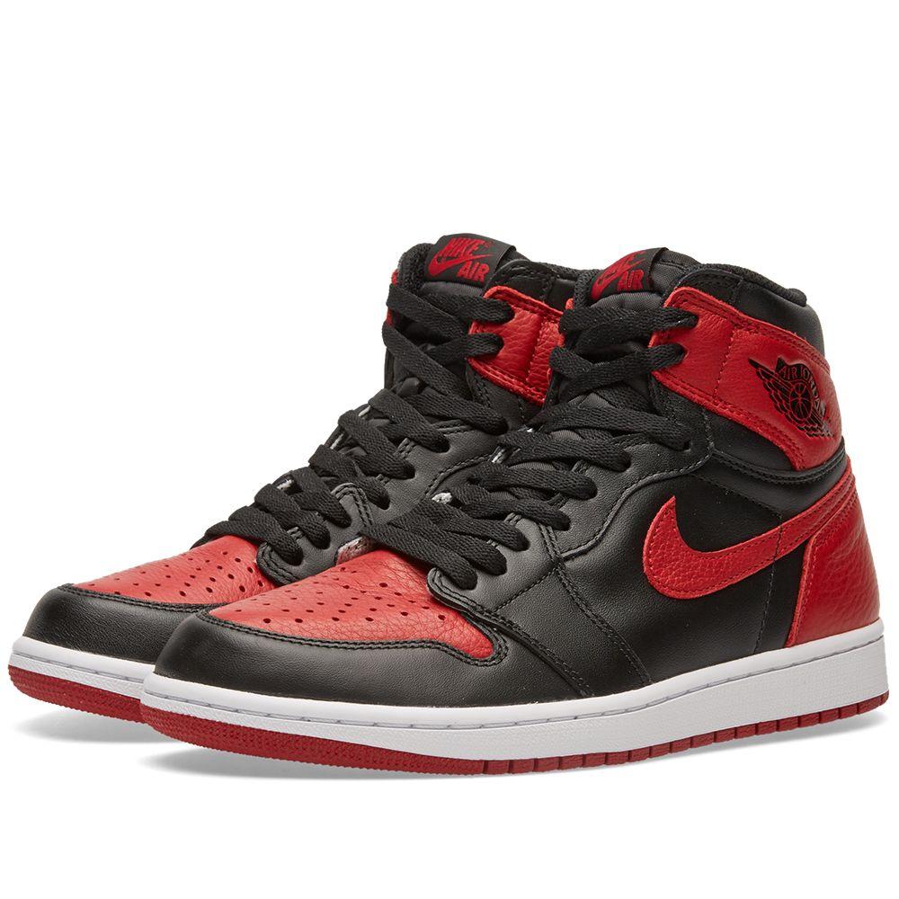 78d94b98a786 Nike Air Jordan 1 Retro High OG Black