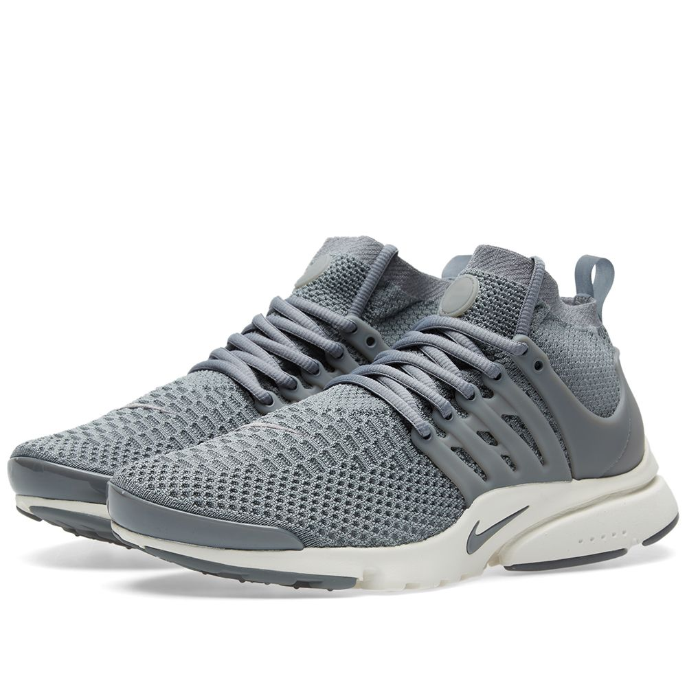 a644959e01fd Nike W Air Presto Ultra Flyknit Cool Grey   Summit White