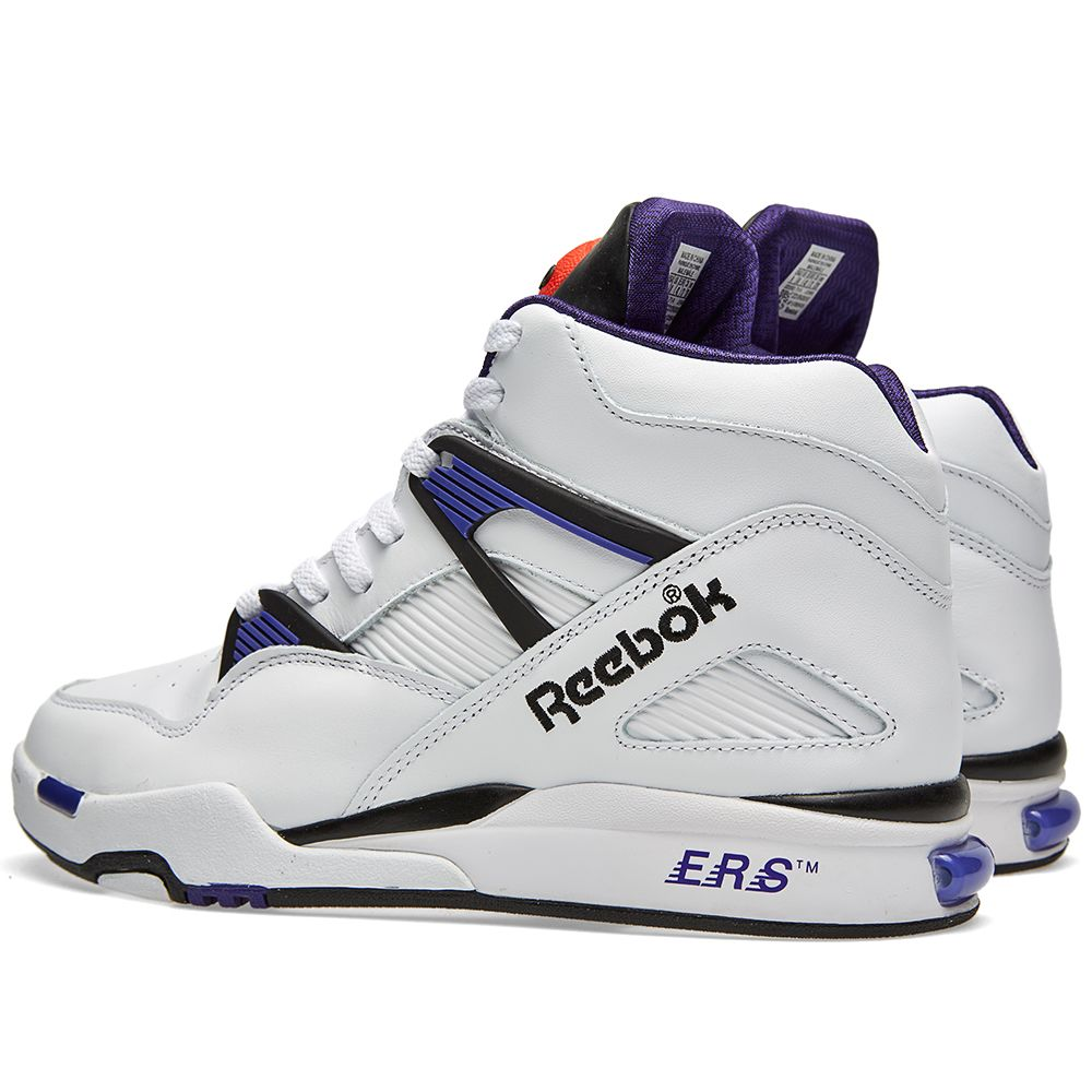 Reebok Pump Omni Zone OG White   Team Purple  43b777b0e