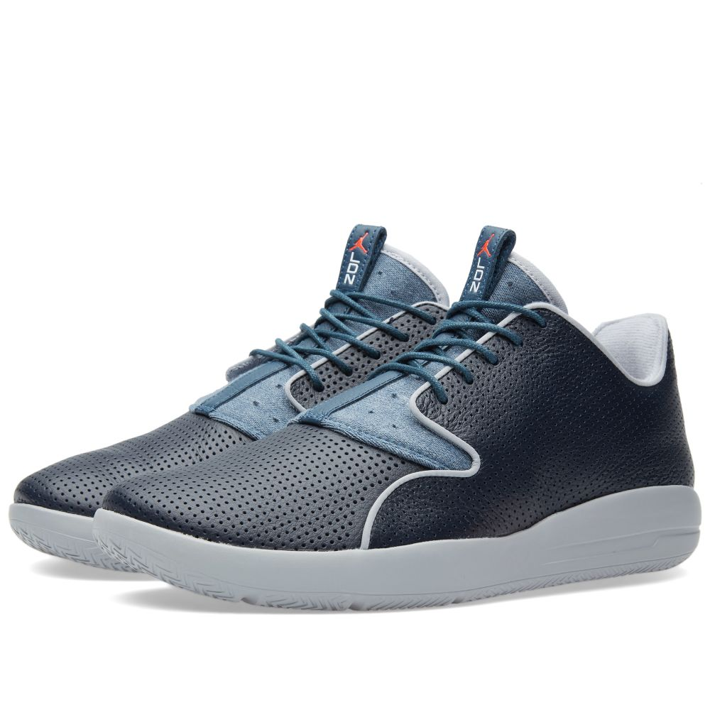 10e3c917a41dfe Nike Jordan Eclipse Leather  London  Dark Obsidian   Bright Crimson ...
