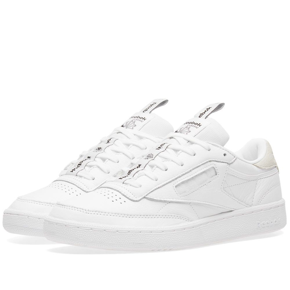 721a4840d43b Reebok Club C 85 IT. White