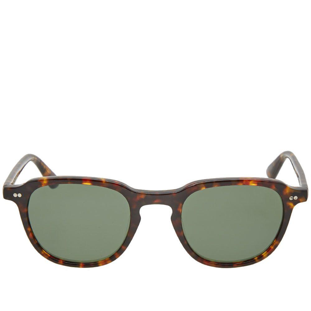 1d22855752d Moscot Billik 50 Sunglasses Tortoise   G15