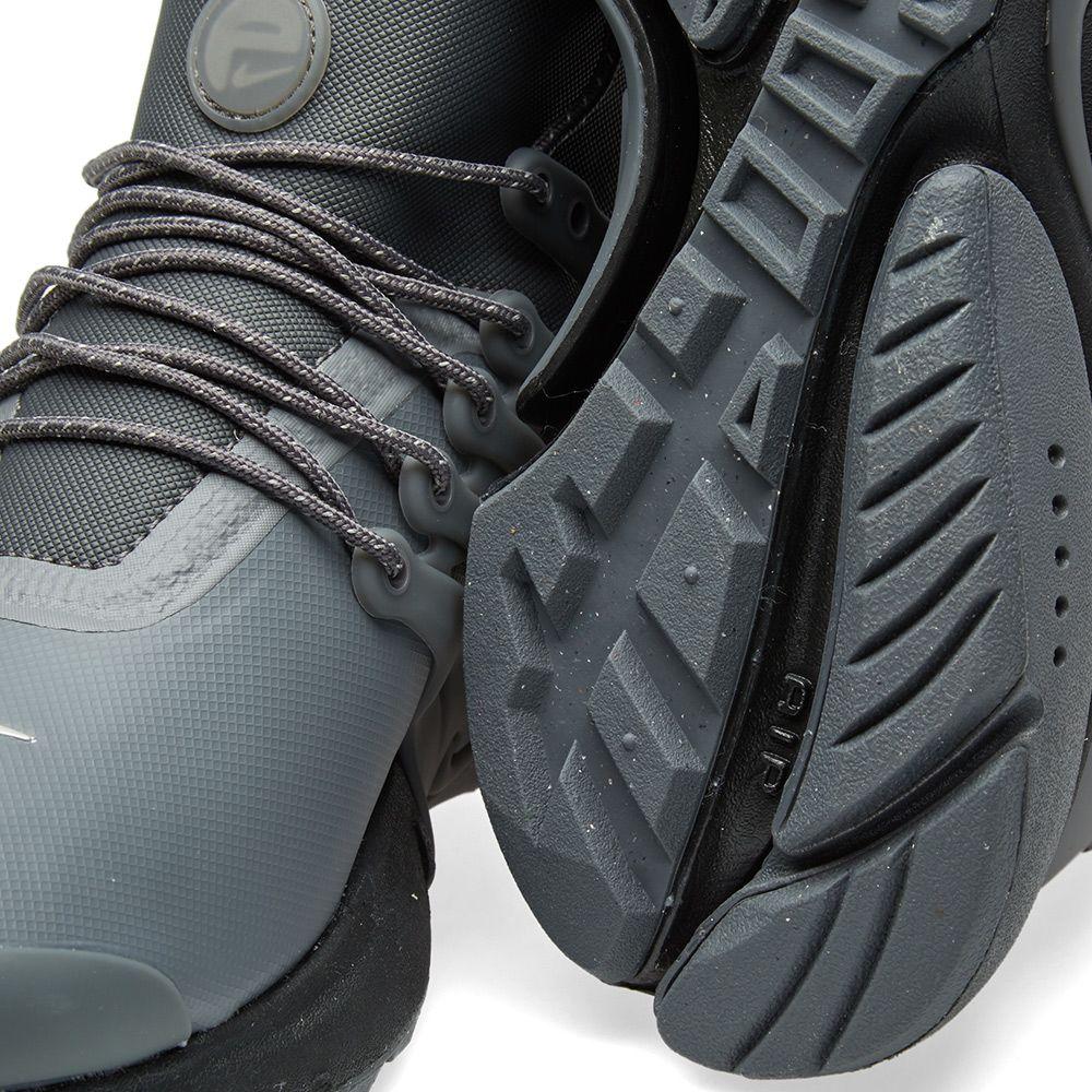 official photos b4748 baef3 Nike W Air Presto Mid Utility Dark Grey   Reflect Silver   END.