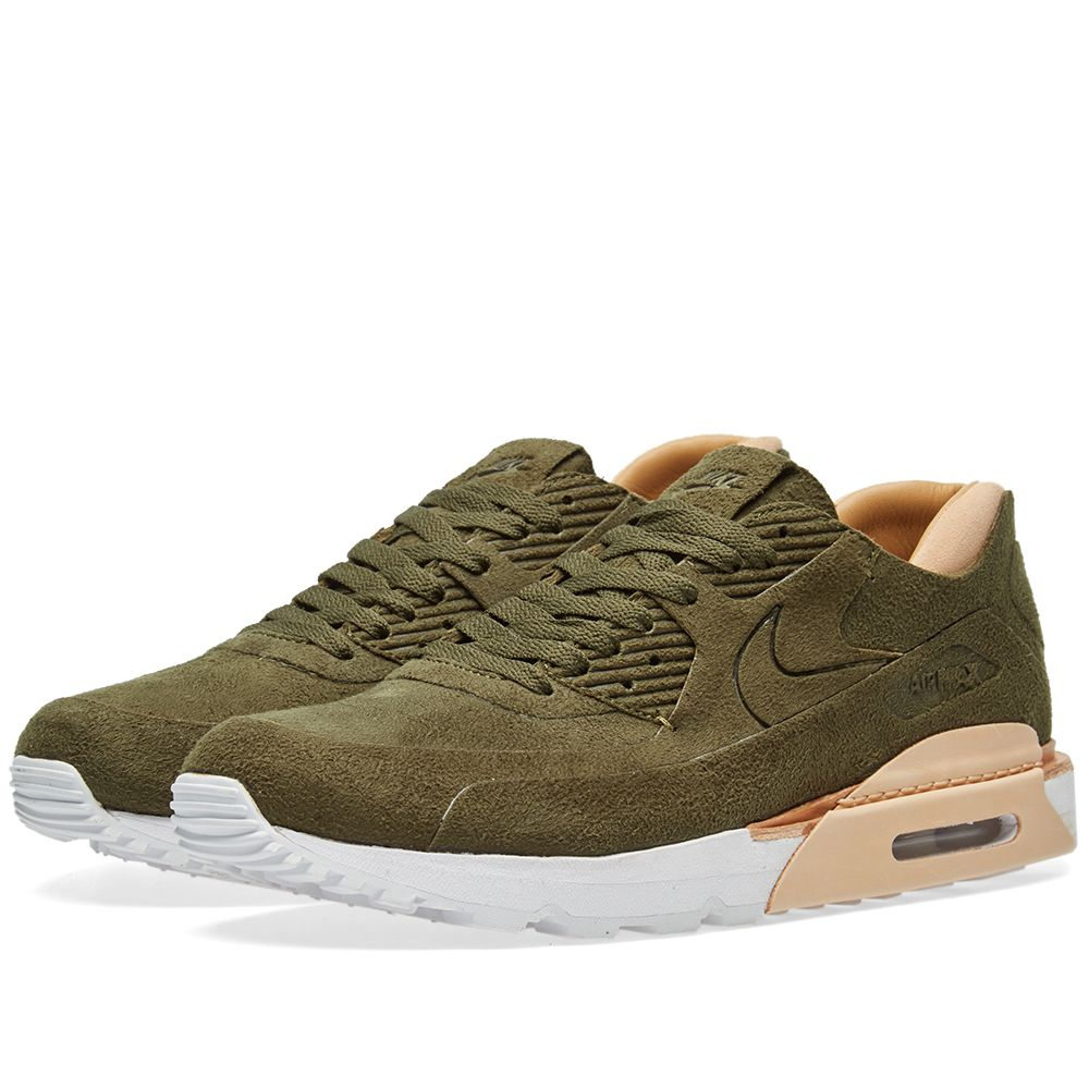 5f968c4ea6f9 Nike Air Max 90 Royal Rough Green   Vachetta Tan