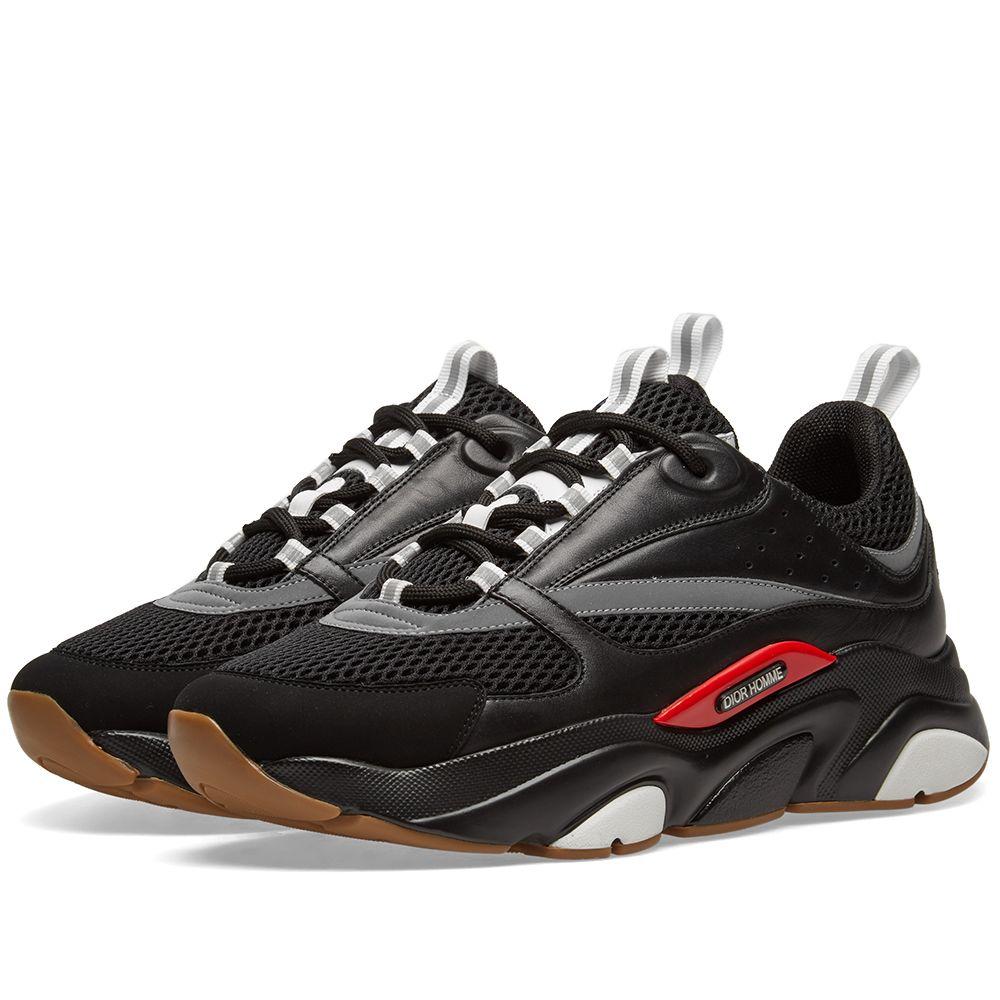 876663b5df5 Dior Homme B22 Oversized Sneaker Black