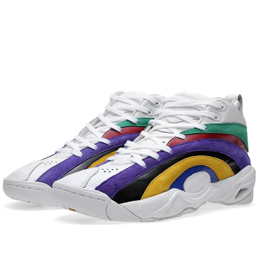 0119bac2f3b3 Reebok x Sneakersnstuff Shaqnosis OG White