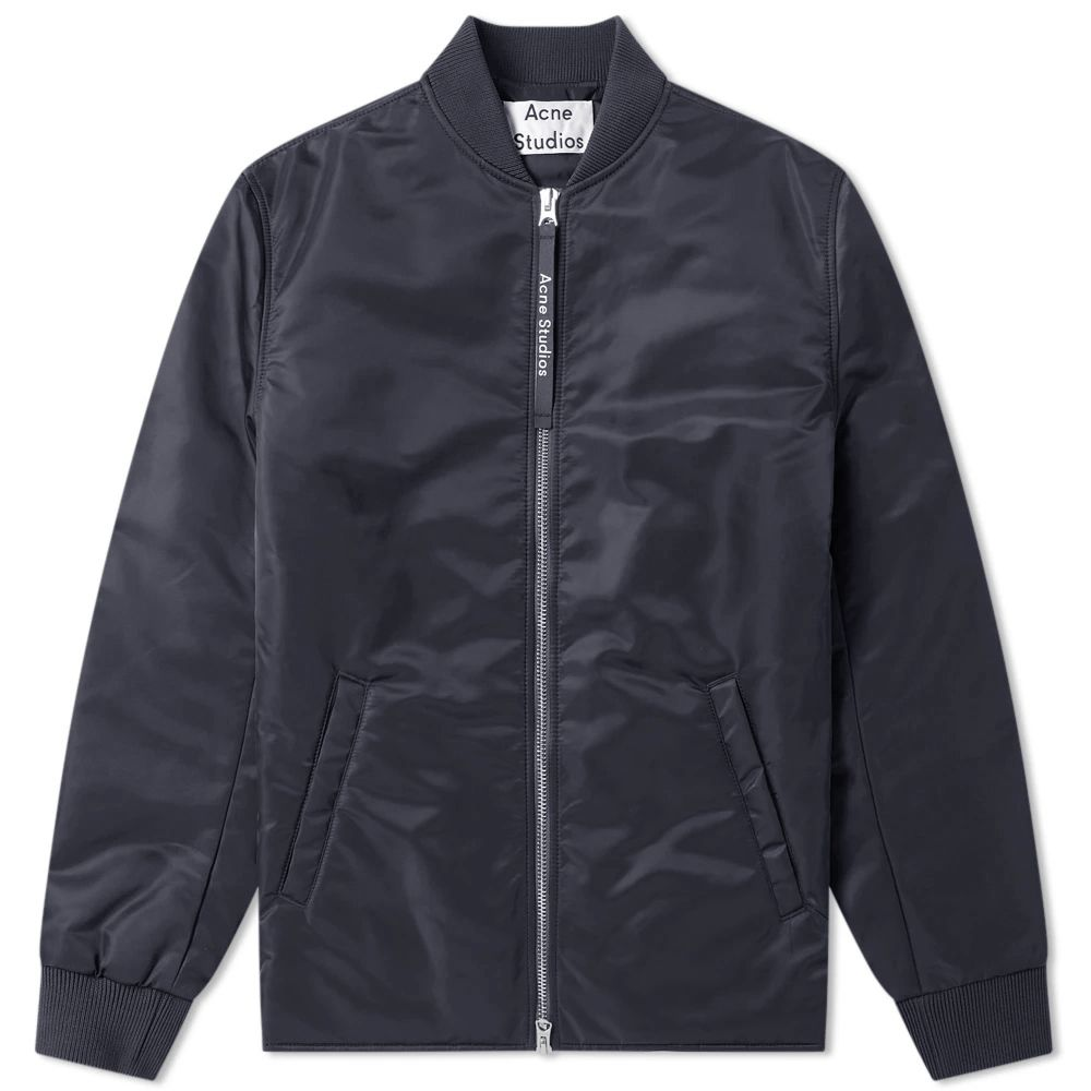 Acne Studios Nylon Bomber Jacket by Acne Studios