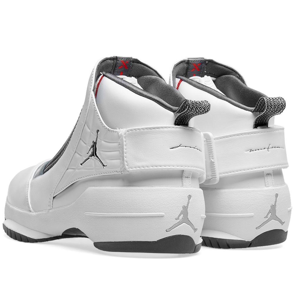 668cbdc5b930 Air Jordan 19 Retro White
