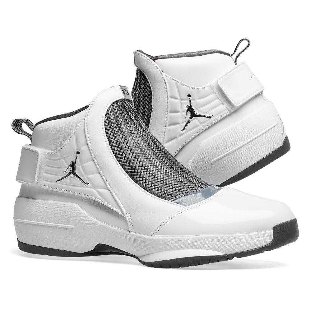 fcac5570482 Air Jordan 19 Retro. White