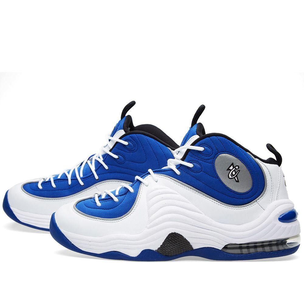 Nike Air Penny II College Blue   Black  c89a06b54