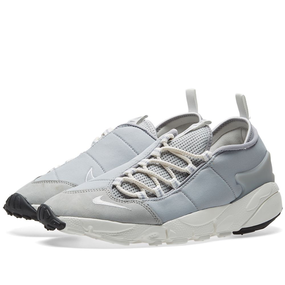 2086bfb13971 Nike Air Footscape NM Wolf Grey   Summit White