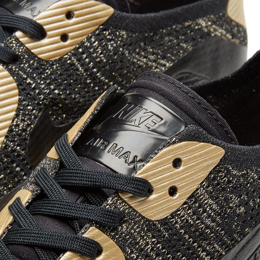b205ef5c8f6b Nike W Air Max 90 Ultra 2.0 Flyknit Black