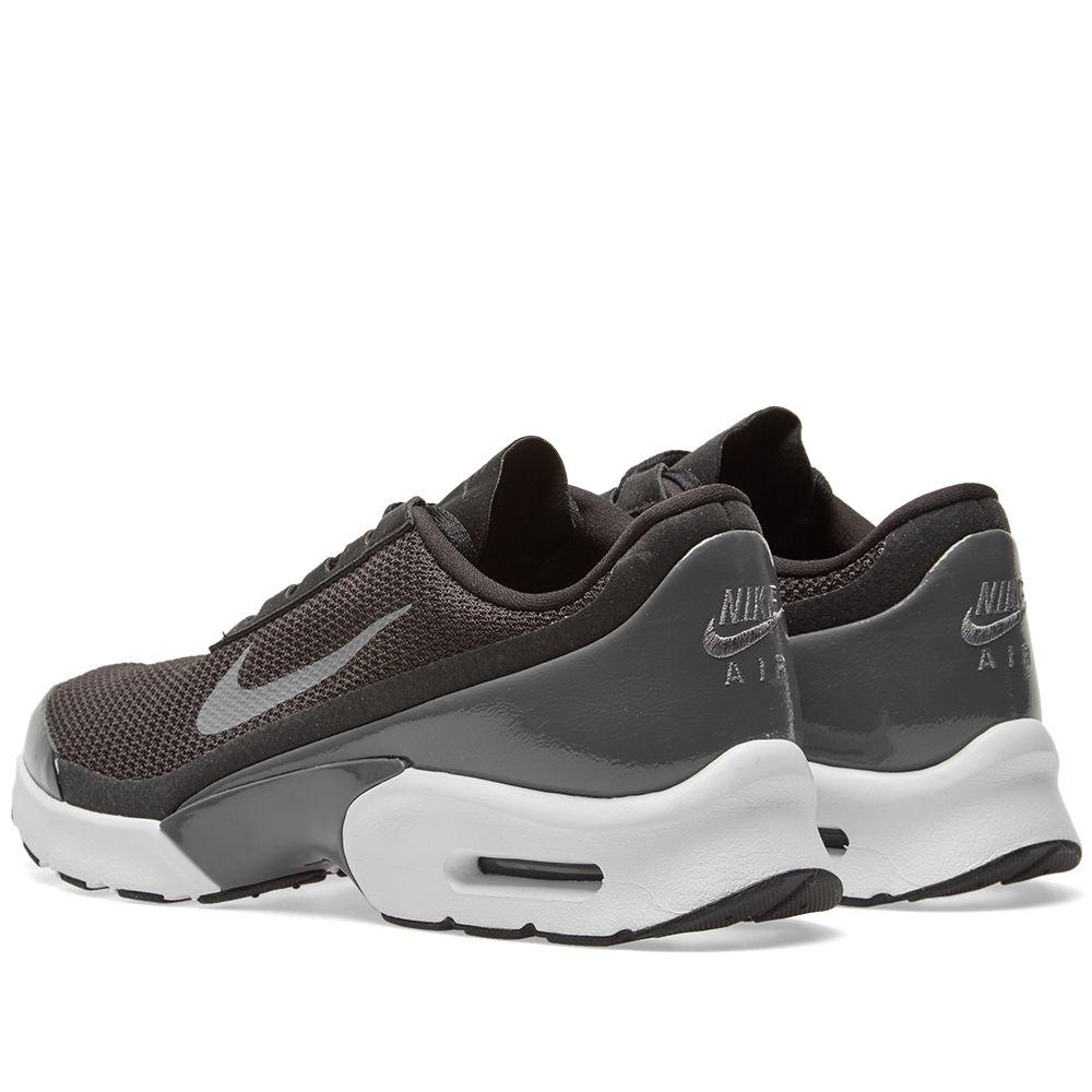 93d77b8a3d Nike W Air Max Jewell Black, Dark Grey & White | END.