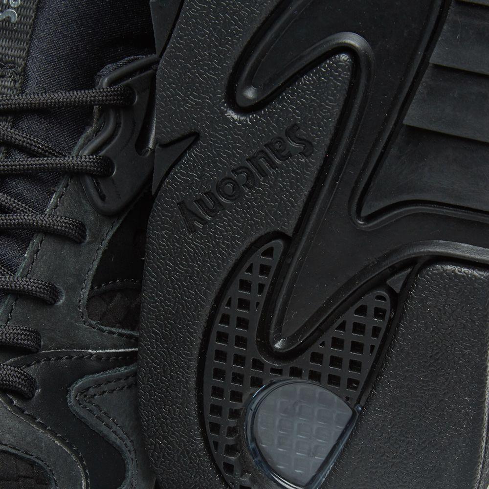 333df7de9160 Saucony Grid 8500 Weave Black