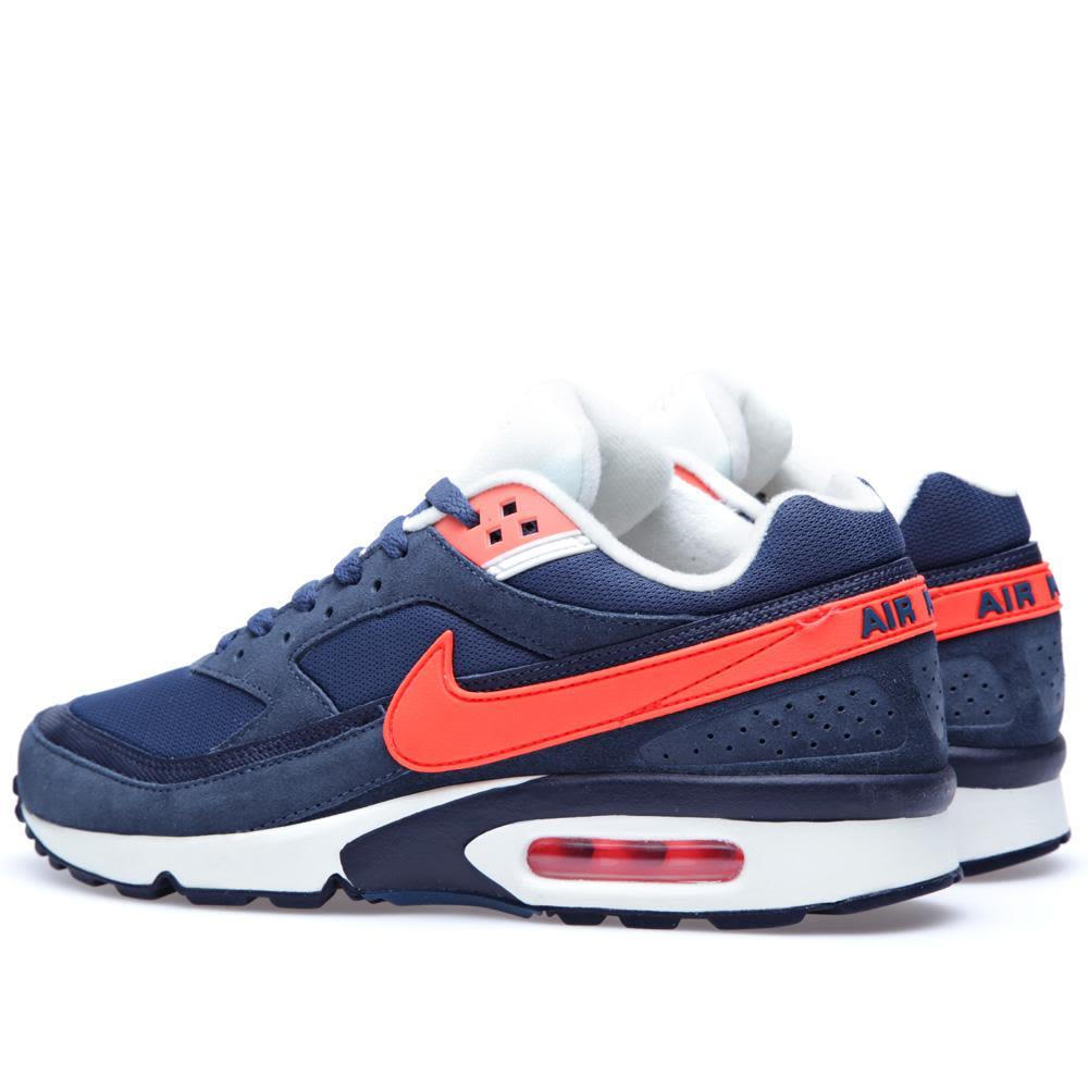 big sale 82624 2032b Nike Air Classic BW Essential Textile. Squadron Blue  END.