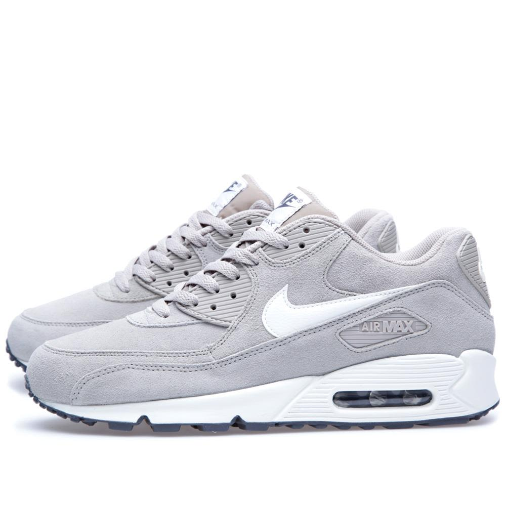 finest selection abcdf 79657 Nike Air Max 90 Essential Classic Stone   Sail   END.