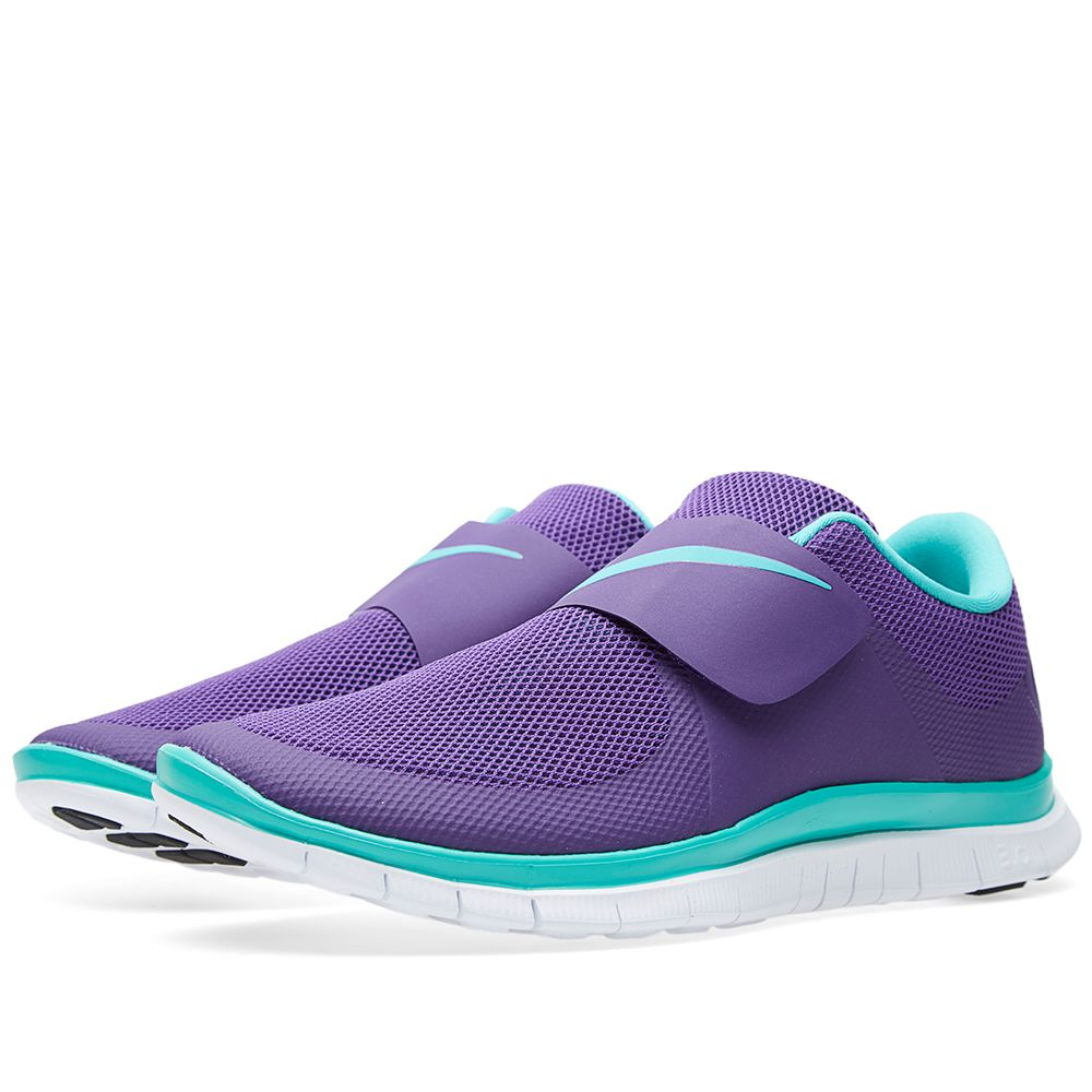check out 6dbc3 006d2 Nike Free Socfly Court Purple   Light Retro   END.
