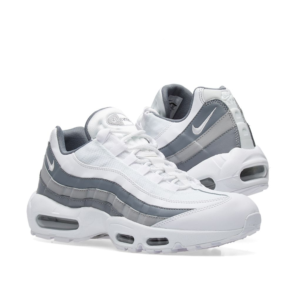 finest selection 9a051 f21ce ... where to buy nike air max 95 essential white cool grey wolf grey end.  f220d