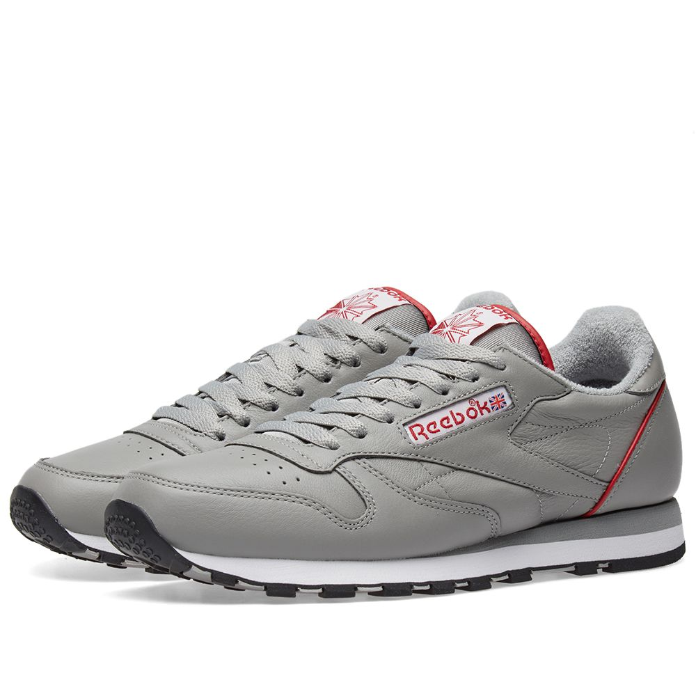7cae21f93bf85 Reebok Classic Leather Archive Pack Grey