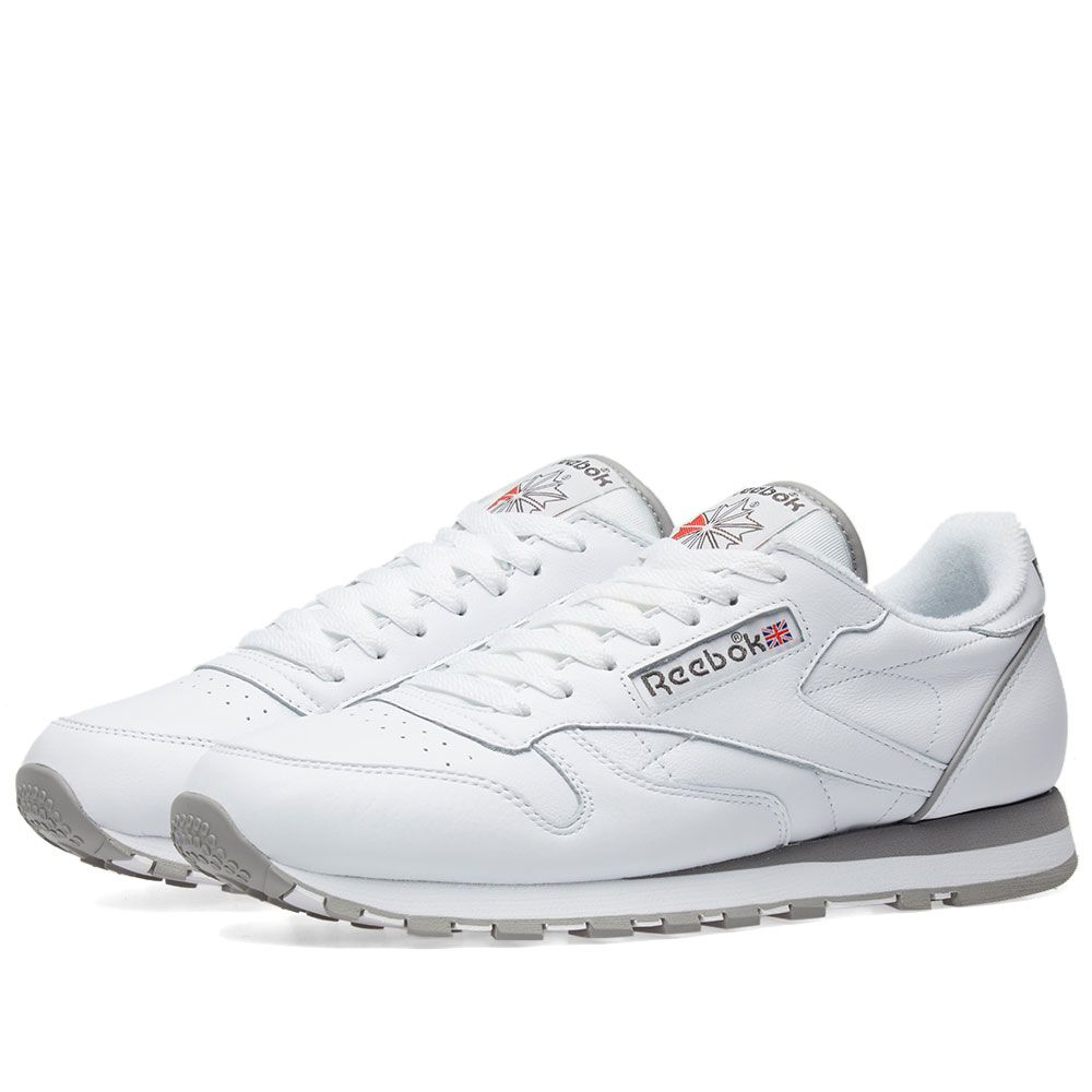 787ec6869d3d67 Reebok Classic Leather Archive Pack White