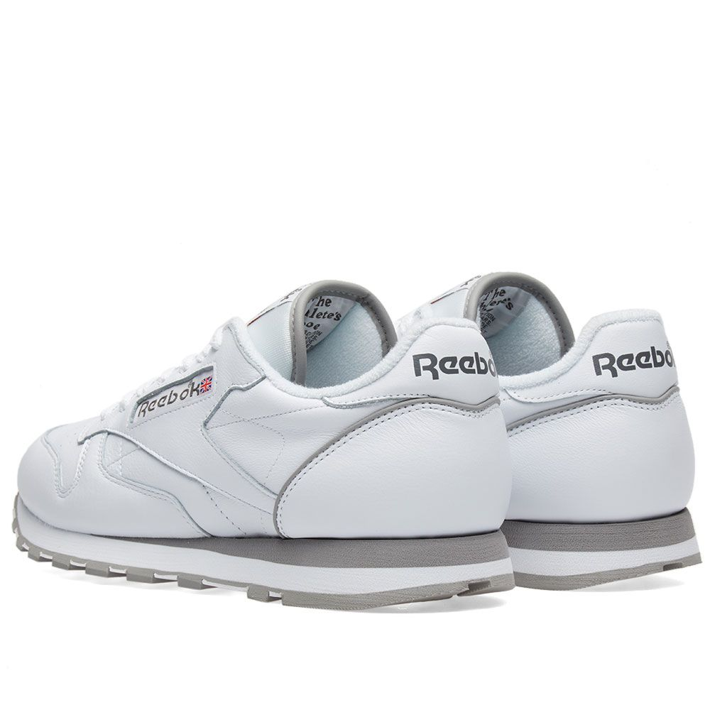 354afe68ba835c Reebok Classic Leather Archive Pack White
