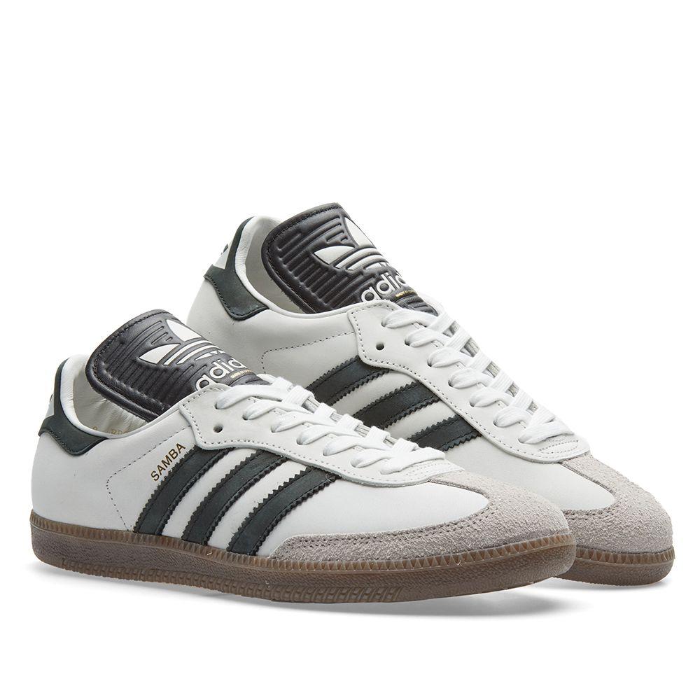 pretty nice a55cd 19693 Adidas Samba OG - Made in Germany Vintage White   END.