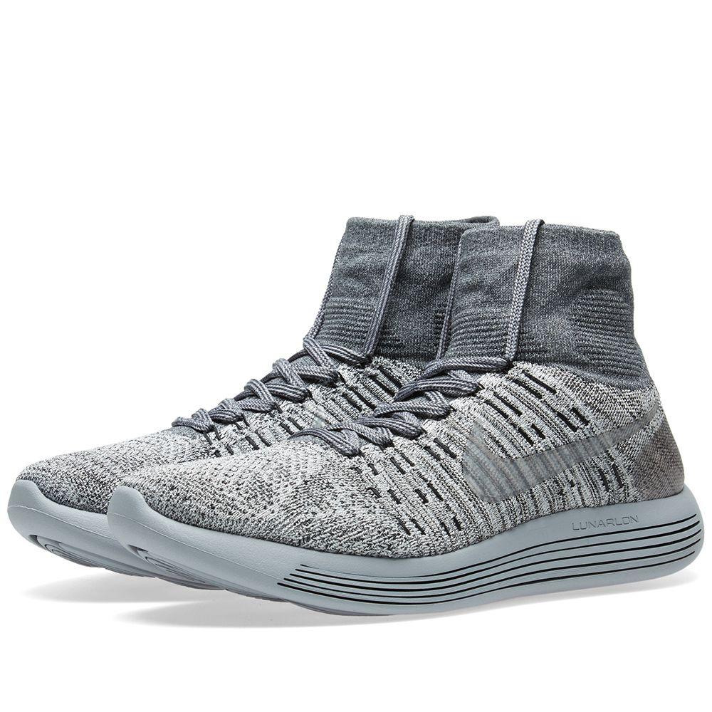 NikeLab LunarEpic Flyknit Pale Grey   Pure Platinum  503478dfb2