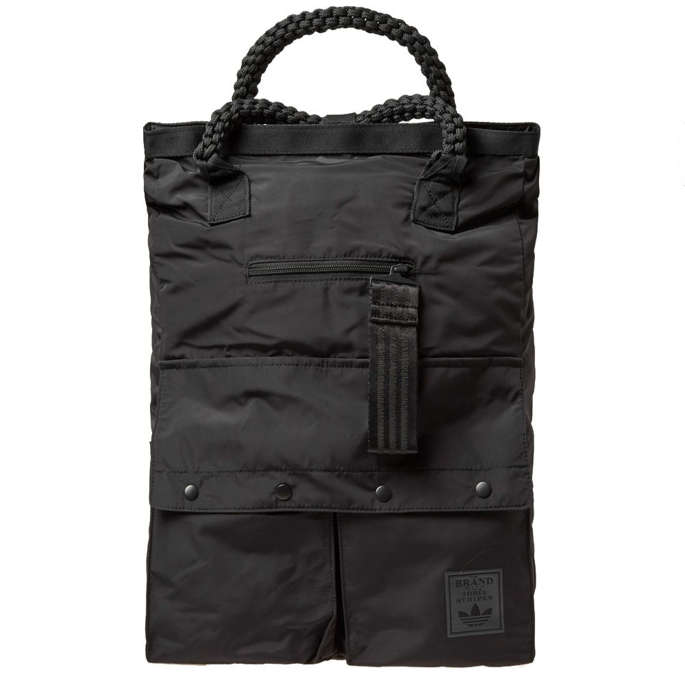 Adidas Roll Top Backpack. Carbon. S 59. image e148fcd3c6