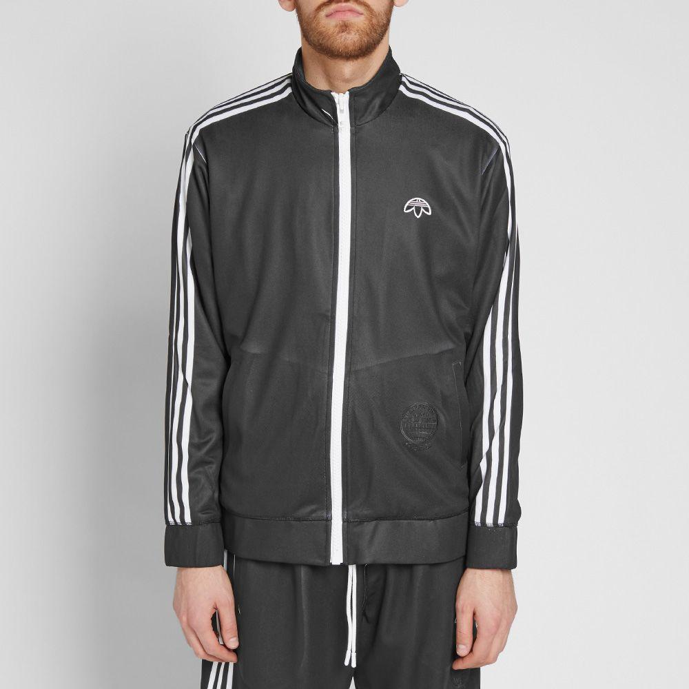 Adidas Originals by Alexander Wang Track Top. Black ... 68c88a24d7580