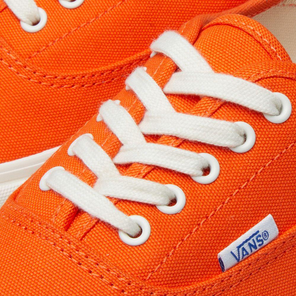 cdf8620d74e5fd Vans Vault OG Style 43 LX Red Orange   Marshmallow