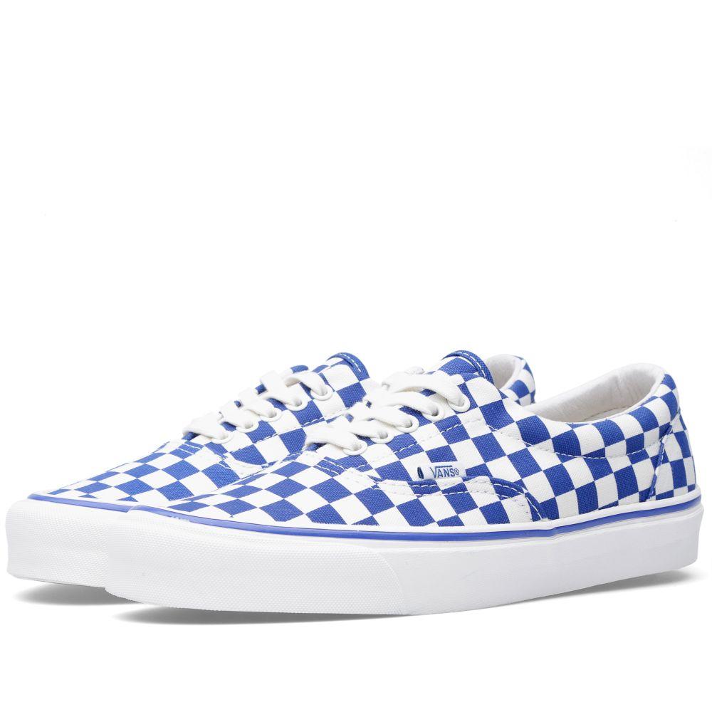9d712f47b9 Vans Vault OG Era LX. True Blue Checkerboard. S 89 S 59. image. image. image