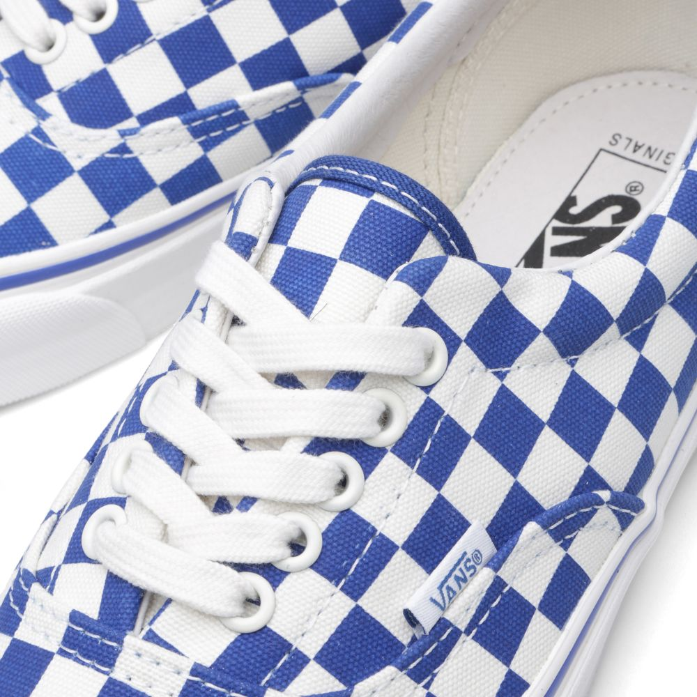 b214eb1363 Vans Vault OG Era LX. True Blue Checkerboard. S 89 S 59. image. image