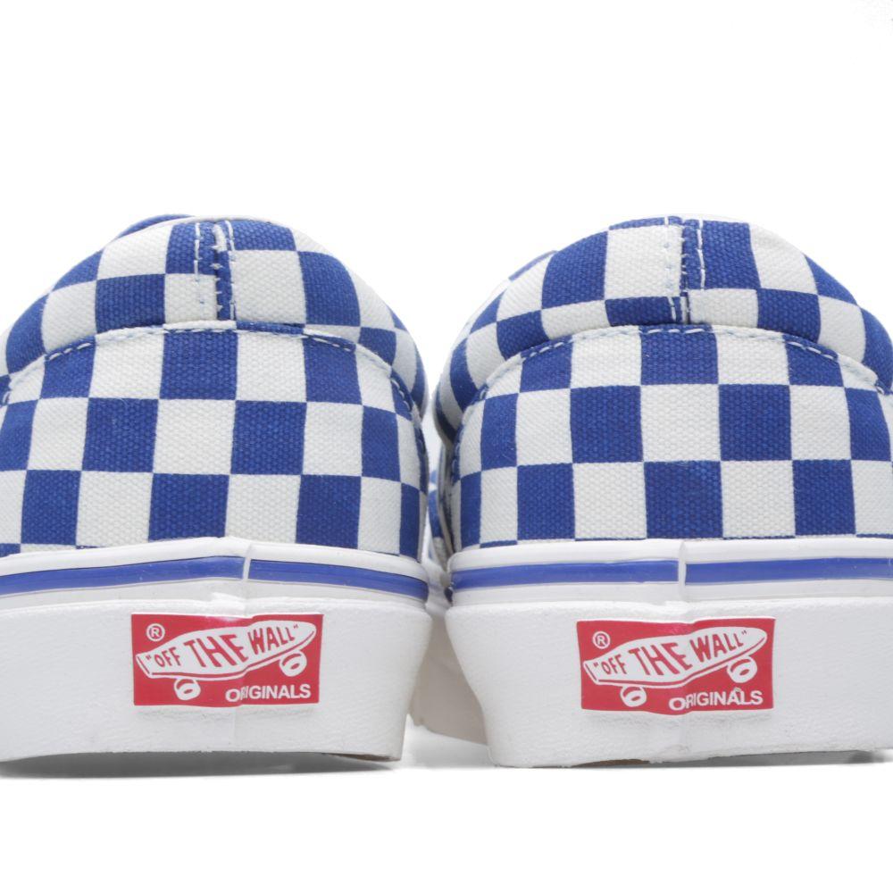 8064126094 Vans Vault OG Era LX. True Blue Checkerboard. S 89 S 59. image. image.  image. image. image. image