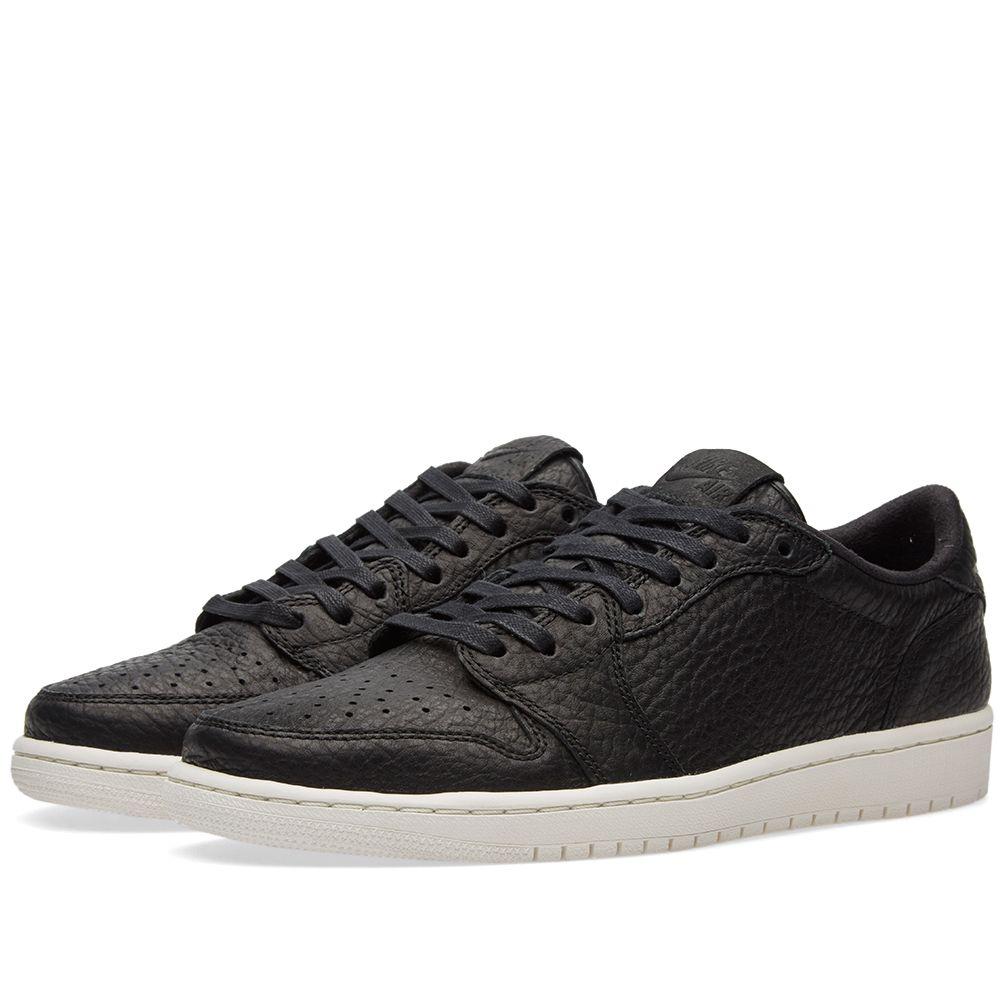 Nike Air Jordan 1 Retro Low NS Black   Sail  27670a5c25b5