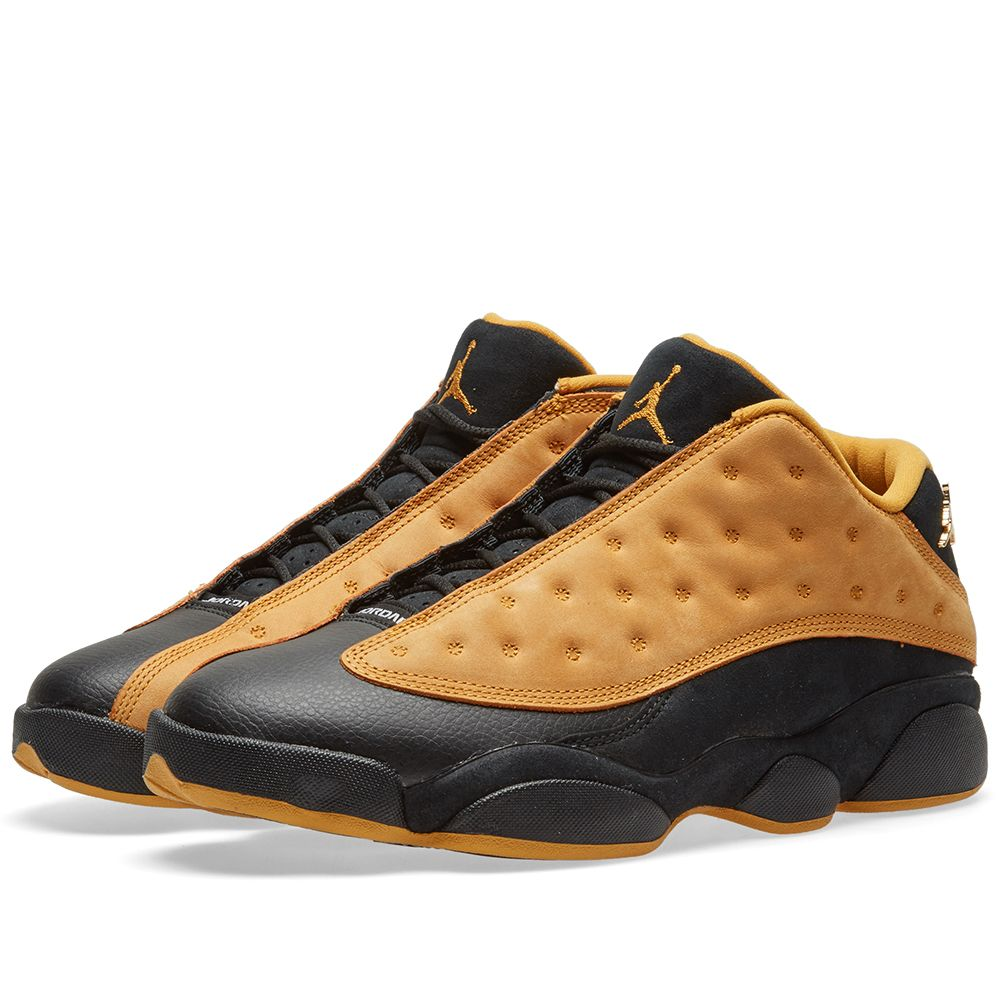 quality design 039b7 cc160 ... nike air jordan 13 retro low chutney black chutney end.