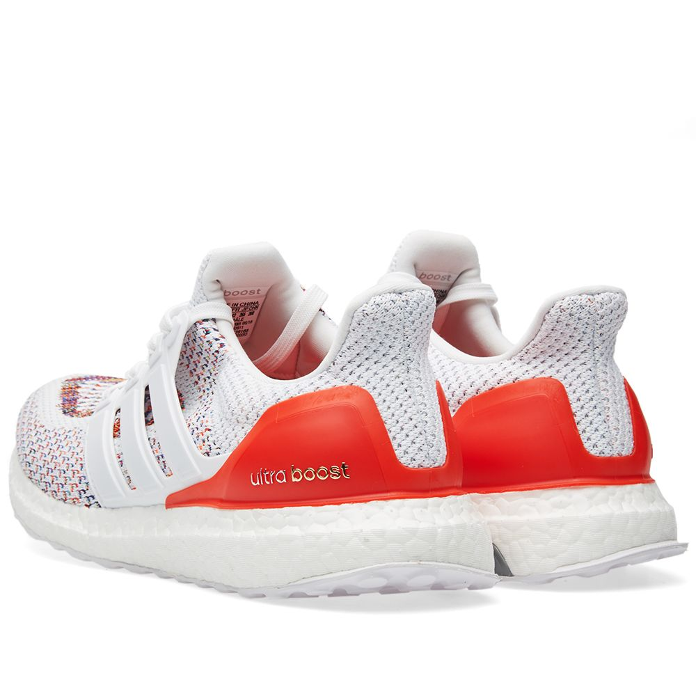 af72156912e Adidas Ultra Boost M White   Red