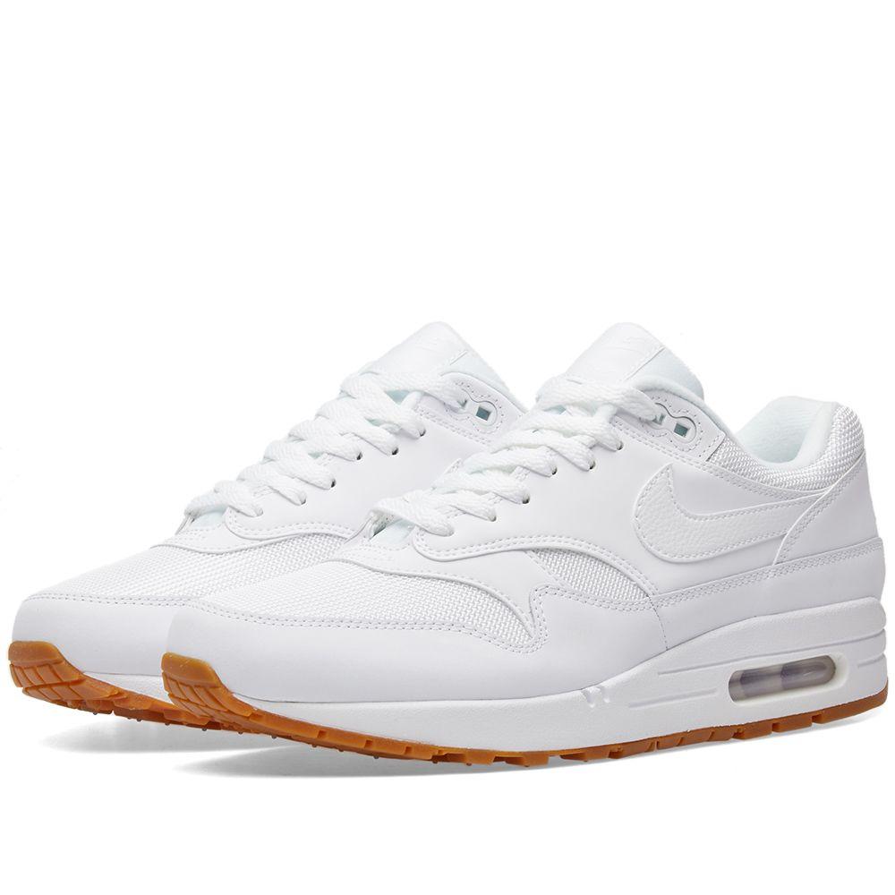 Nike Air Max 1 White d10572f29c