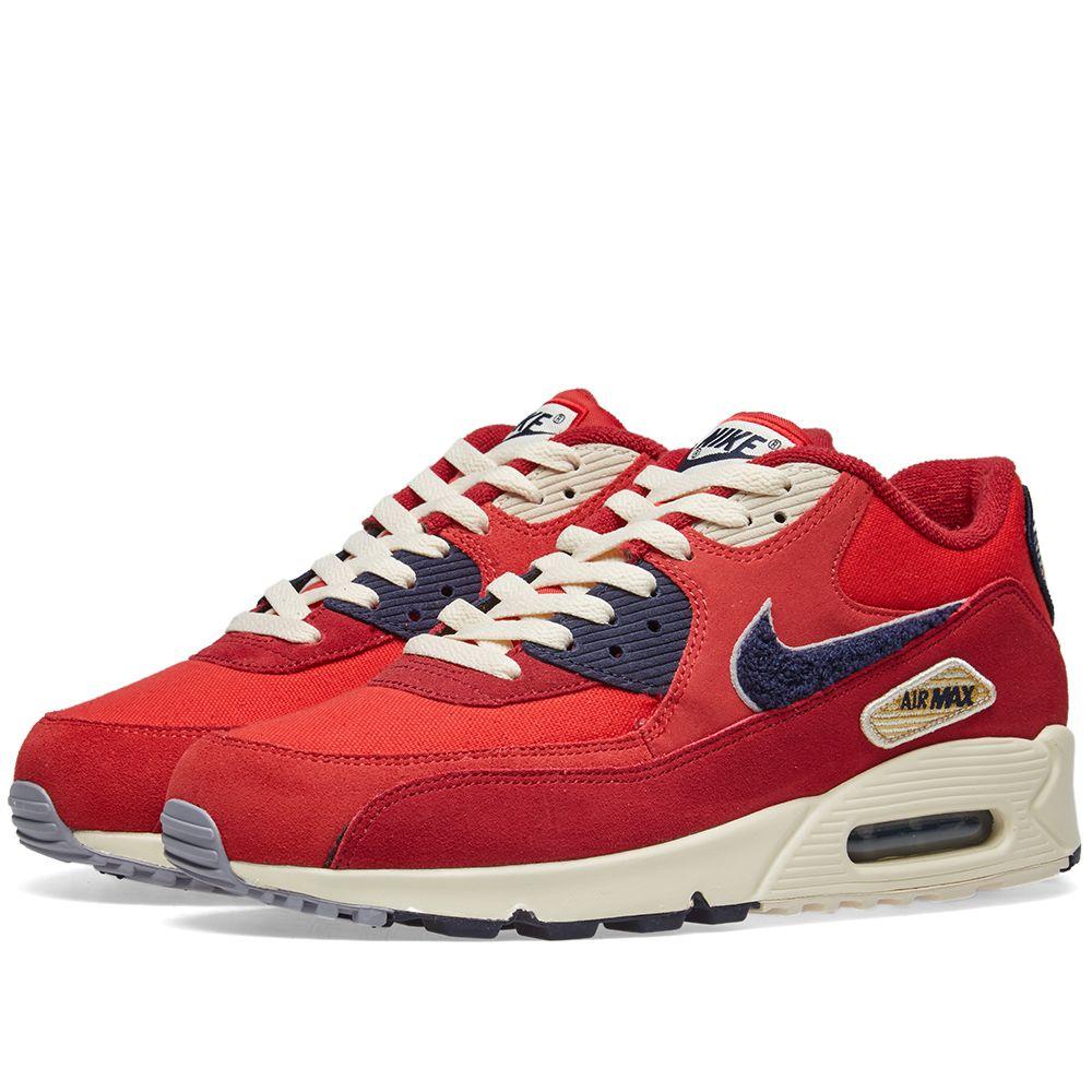 Nike Air Max 90 Premium SE Red f804203abdea