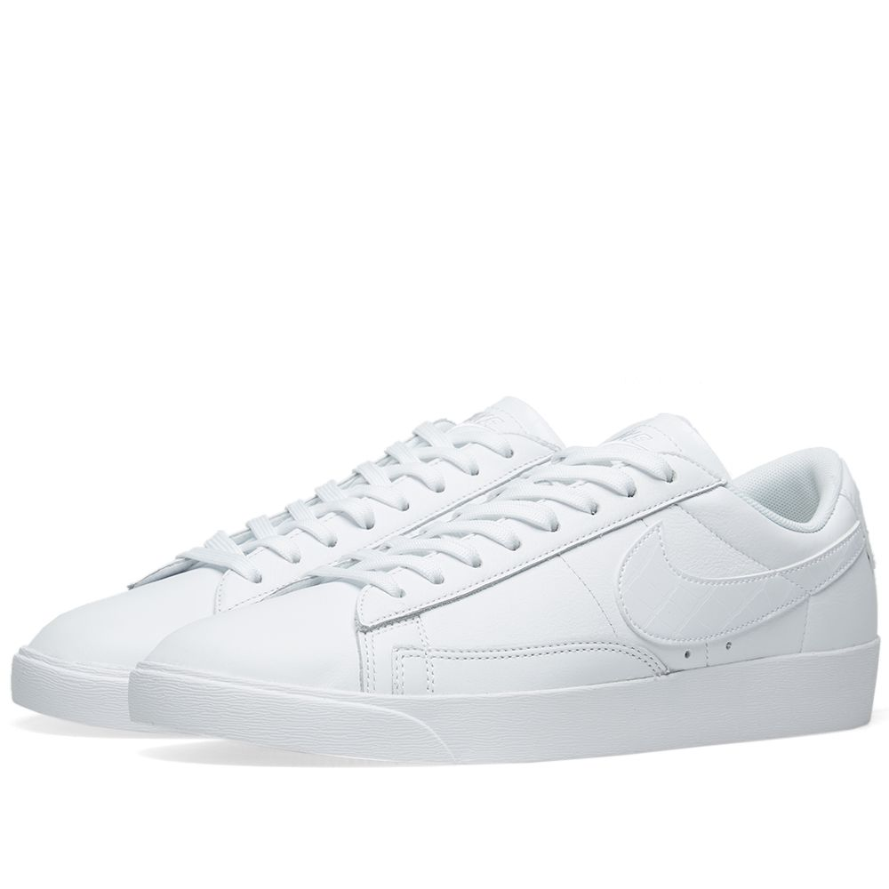 21e0312f900f Nike Blazer Low W White
