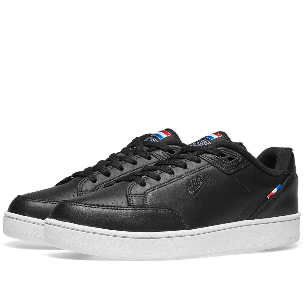 timeless design d69e9 3f803 Nike Grandstand II Pinnacle Black, Sail, White  Cobalt  END.