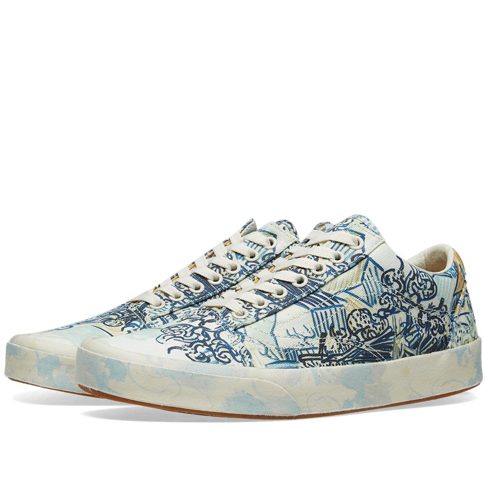 4ad4de0c33 Vans Vault UA Old Skool  Vincent Van Gogh  Old Vineyard   Turtledove ...