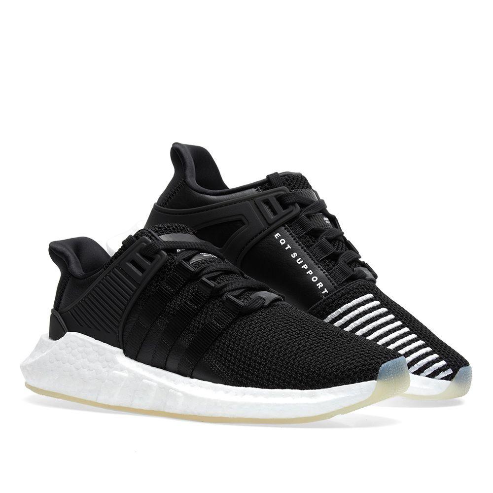 separation shoes 11c6f 30e87 Adidas EQT Support 9317. Core Black  White